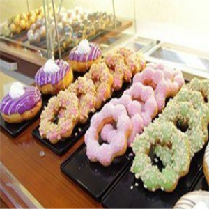 黛滋甜甜圈品種多