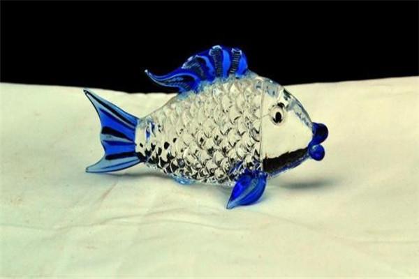 拉絲水晶魚