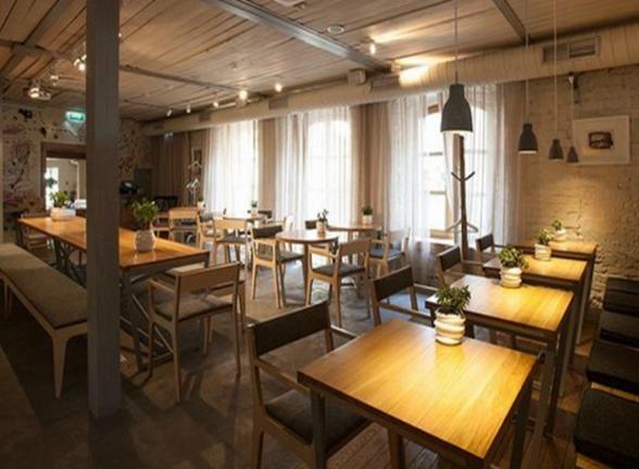 旺九咖啡店經典