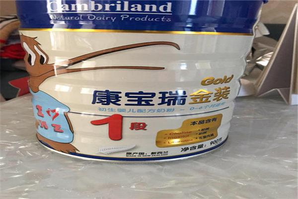 康宝瑞奶粉桶装