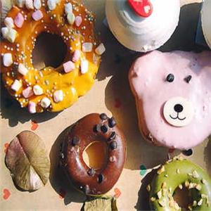 花漾甜甜圈營養安全