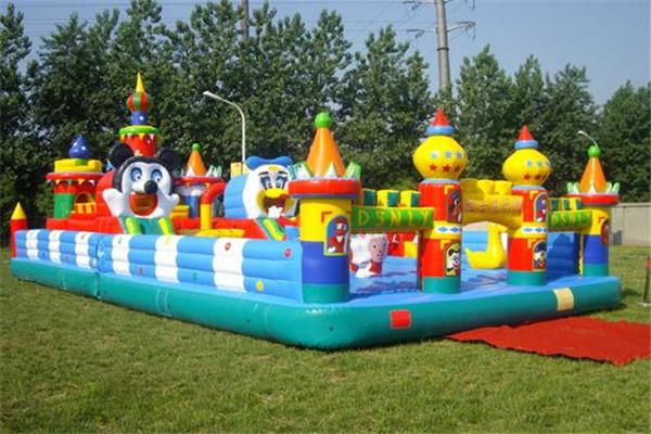 充气堡儿童乐园娱乐