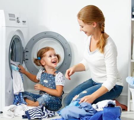 洗衣媽媽親膚