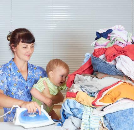 洗衣媽媽多件