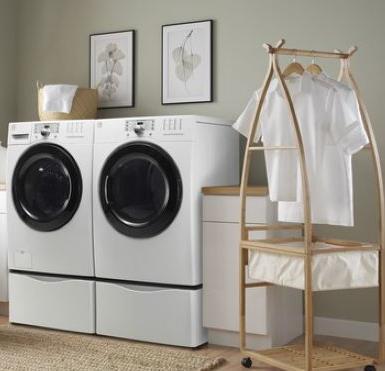 衛麗洗衣白色衣服