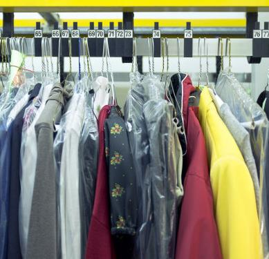 智潔洗衣多件