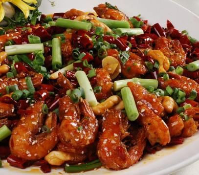 0046香辣虾
