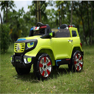 智樂堡兒童電動車很棒