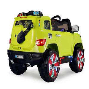 智樂堡兒童電動車玩耍