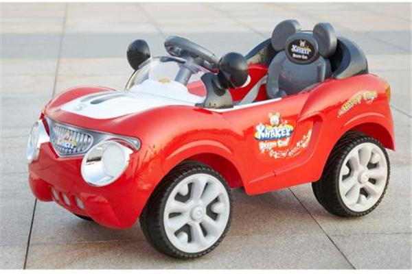 智樂堡兒童電動車推薦