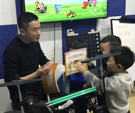 木辰數字音樂教育授課