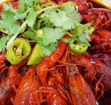 京簋小龙虾