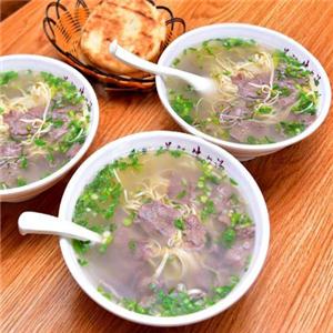 吴记牛肉汤