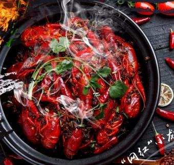 王宝和小龙虾自助餐