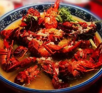 朱三小龙虾