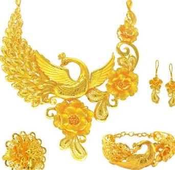 金桔萊珠寶華麗
