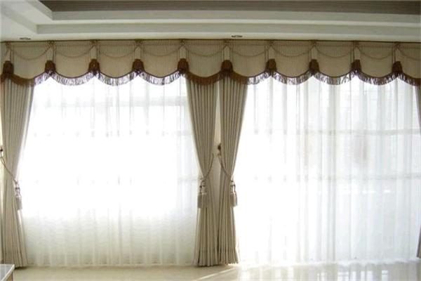 维多利窗帘推广