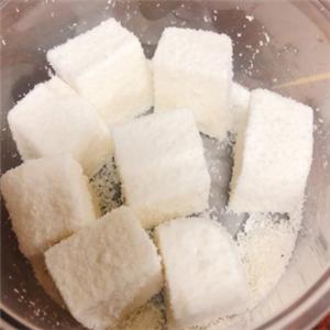 四季糖水奶塊