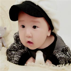 酷寶寶兒童攝影可愛