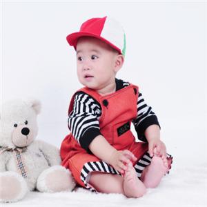 酷寶寶兒童攝影小熊