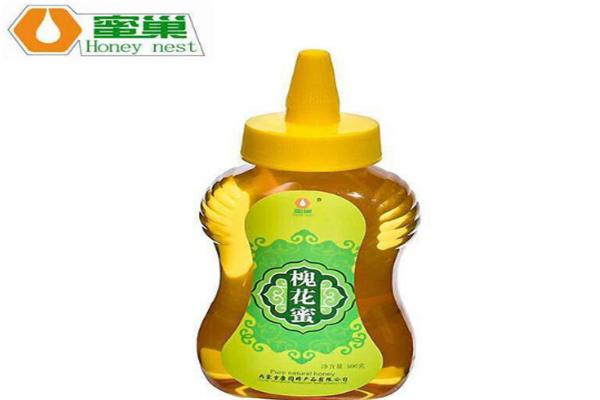 蜜巢蜂蜜健康