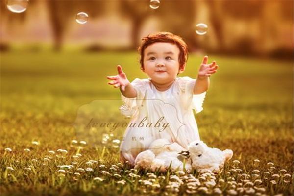 酷寶寶兒童攝影泡泡