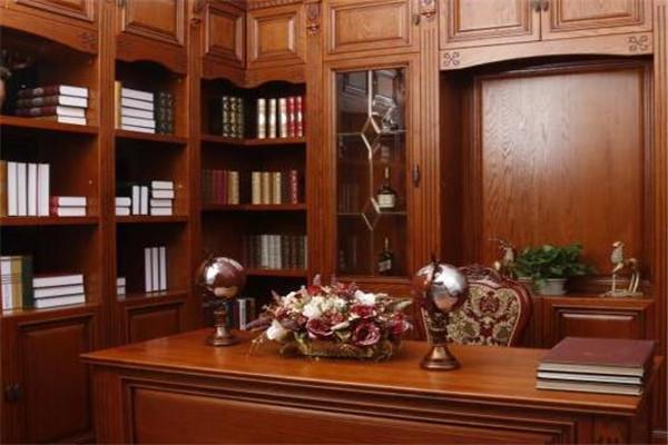多伦斯定制家居书房