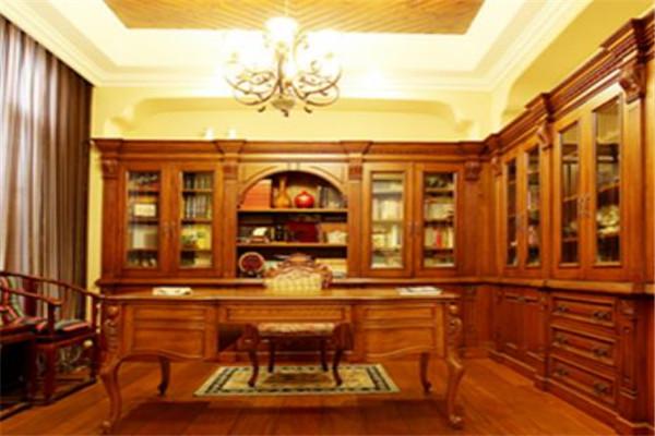 林邦整木家居书房