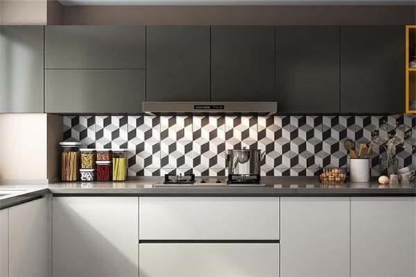 法貝尼定制家具廚房