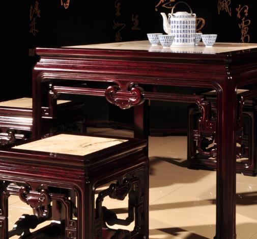 允典紅木家具桌子