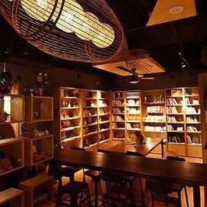 遇见书店咖啡优雅