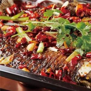 渔悦时尚烤鱼餐厅
