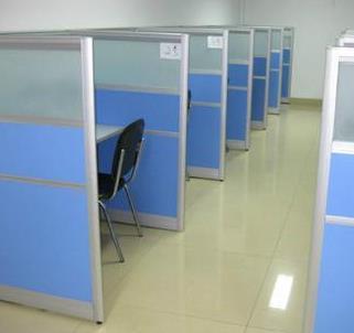 優盛辦公家具藍色