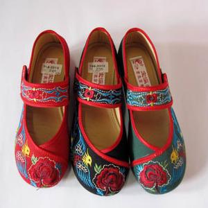 寶瀛齋老布鞋花布鞋