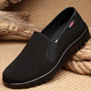 寶瀛齋老布鞋舒適