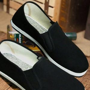 寶瀛齋老布鞋材質好