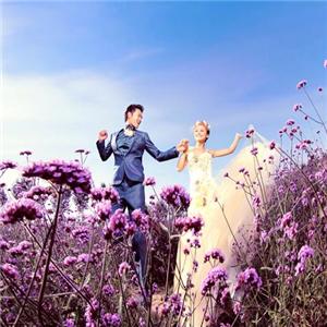 情系一生婚纱摄影取景