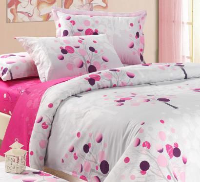 米索尼家纺粉色