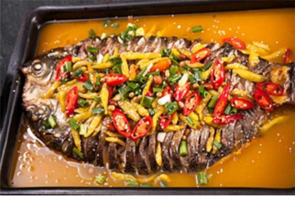 魚篝炭火烤魚品牌