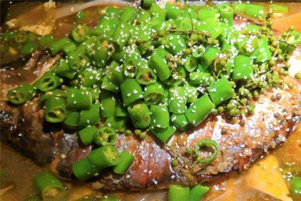 魚篝炭火烤魚招牌