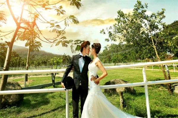 蓝朵婚纱摄影品质