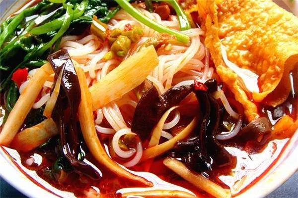 李记柳州螺蛳粉美味