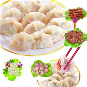 王三米自助饺子