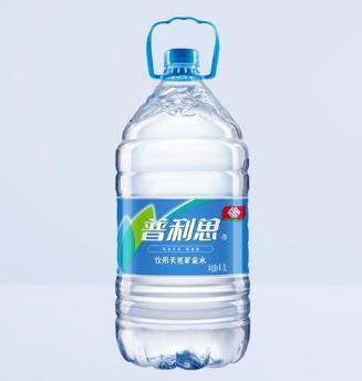 普利思礦泉水一瓶