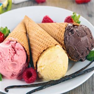圣蔓莉桶装冰淇淋