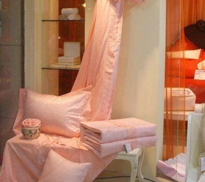 夢真家紡裸粉色