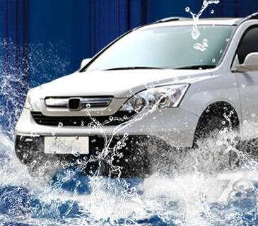 雷龍機器人洗車快沖洗