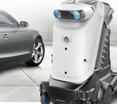 雷龍機器人洗車機器