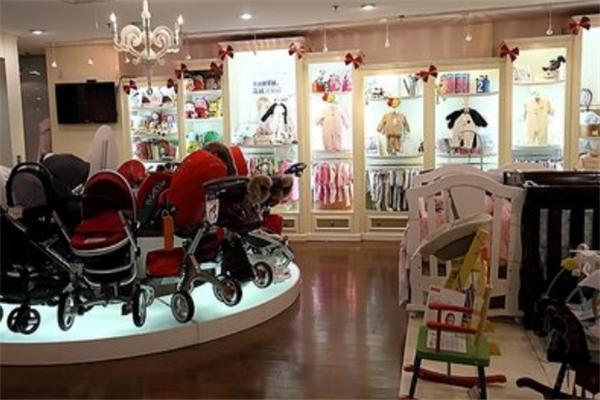 陽光天使母嬰生活館展示