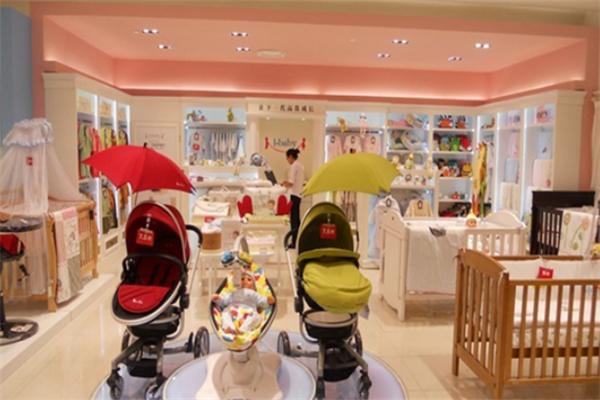 陽光天使母嬰生活館產品